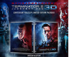 """Terminator 2: Judgment Day ""  Blu-ray 3D  LENTICULAR FULL SLIP"