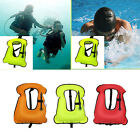 EP  HK- Kids Adults Inflatable Life Jacket Vest for Snorkeling Surfing Swimming