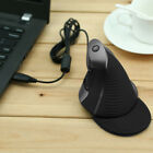 EP_ HK- 1200 DPI USB Wired Laser Ergonomic Vertical Mouse for PC Computer Laptop