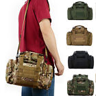 EP  Lot Outdoor Military Tactical Waist Pack Molle Camping Hiking Pouch Bag Exot