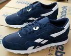 REEBOK CLASSIC NYLON MENS COLLEGIATE NAVY / WHITE BS9804