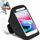 For APPLE iPhone Xr Xs Max 8 Plus 7 6s Running Jogging Gym Armband Case Holder 5