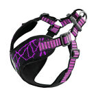 Dog Vest Harness Reflective Nylon Soft Padded Adjustable Mesh Dog Harness S M L