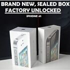 NEW Apple iPhone 4S 16GB Factory Unlocked Smartphone Sealed Box White & Black