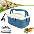 12V/24V 1.5 L Electric Lunch Box Car Truck Lunchbox Outdoor Travel Meal Heater