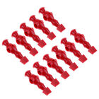 11 Pieces Table Soccer Players Replacement Foosball Table Men Players Guys