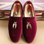 Men Big&Tall US Size 5.5-15 Slip On Dress Formal Casual Shoes Loafers Moccasins