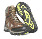 REALTREE Men's Badland Bone Collector Camo & Leather Waterproof Hiking Boots New