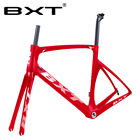700C Full Carbon Fiber Road Frameset Seatpost fork Glossy/matt XS S M L XL Bike