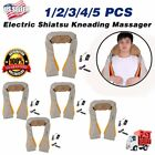 1/2/3/4/5PCS Shiatsu Kneading Electric Massager Therapy Foot&Back7Neck&Shoulder