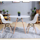 Dining Table & Chairs Retro Eiffel Style Wood Legs Kitchen Office Furniture