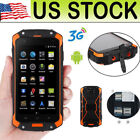 """3G Rugged Discovery V9 Smartphone Dual Core 4.5"""" Android Outdoor Mobile Phone US"""
