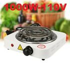 Portable Electric Stove 110V 1000W Burner Hot Plate Heater For Cooking FREE SHIP