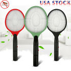 Cordless Bug Zapper Mosquito Insect Electric Swatter Fly Pest Killer Racket Bat