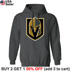 Las Vegas Golden Knights Hooded Sweatshirt Logo Sweater Shirt Hoodie Men LV