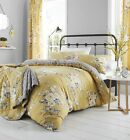 Catherine Lansfield Canterbury Ochre Easy Care Duvet Set or Accessories image