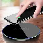 Fast Charging&Qi Wireless Charger for Samsung Galaxy S8 S9 Plus Edge i phone 8 X