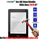 Premium Real Screen Protector Tempered Glass Film Cover For Amazon Kindle Tablet