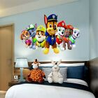 Paw Patrol Skye Marshall Chase 3d Wall Sticker Decor  Art Kids Decal Window 7