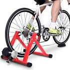 Bike Trainer Stand - Sportneer Steel Bicycle Exercise Magnetic Stand with Noise
