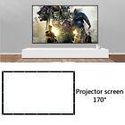 Lot Size Pull Down Projector Projection Screen Home Theater Movie 16:10 16:9
