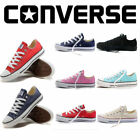 Womens Men ALLSTARs Chuck Taylor Ox Low High Top shoes casual Canvas Sneakers