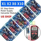 LM2596 Buck Step down Power Converter Module DC 25 40 to 125 37V LED Voltmeter