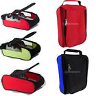Breathable Golf Traveling Shoes Sneaker Pouch Zippered Pouch Carrier Holder