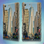 WTC AMERICA BUILDINGS HARD BACK CASE FOR SONY XPERIA PHONES
