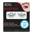 Ardell Wispies 113 Black Lashes 1 2 3 6 12 Packs