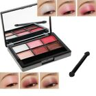Beauty 6 Colors Eye Shadow Makeup Shimmer Matt Eyeshadow Palette