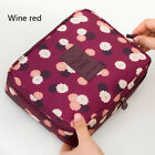 Portable Organizer Case Multifunction Cosmetic Bag Makeup Toiletry Pouch Fashion