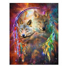DIY 5D Diamond Painting Embroidery Cross Stitch Kit Colorful Home Decor Craft TU