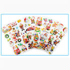 3D Puffy Kids Scrapbooking & Paper Crafts Party Favors Stickers Lot