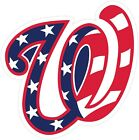 Washington Nationals Vinyl Sticker Decal for Cornhole Laptop Car on Ebay