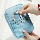 Women's Digital Storage Travel Bag Data Cable Charger Pouch Bank Pack Tool G