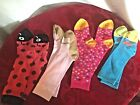 American Girl Doll WellieWishers Socks For Girls age 5+ Size