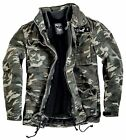 Black Premium by EMP Army Field Jacket Winterjacke camouflage