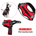 Small Large Dog Soft Adjustable Harness Pet Walk Out Hand Strap Vest Collar XS