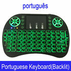 I8 2.4GHz Mini Wireless Keyboard Backlight Air Mouse illuminated Multilingual