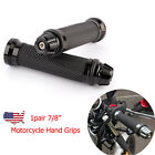 "MOTORCYCLE 7/8"" HAND GRIPS HANDLE BAR GEL FIT FOR HONDA CBR600RR CBR1000RR BIKES $9.58 USD on eBay"