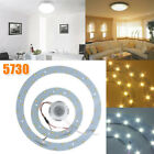 5730 SMD LED Panel Annular Circle Ceiling Light Fixtures Board Lamp Home Office