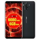 """Ulefone Power 3 6.0"""" 6GB+64GB Face ID Phablet Android 7.1 6080mah Octa-core LTE"""