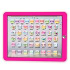Children Tablet Pad Computer Kid Gift Learning English Educational Teach Toy .