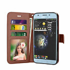 For Samsung Galaxy J3 Prime 2/Star/Eclipse 2/J3 V 3rd Gen Phone Wallet Card Case