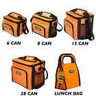 RTIC 6 8 15 28 Can Day Cooler New Lunchbox Soft Pack 24 Hours Cold Lunch Box