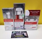 L'Oreal Revitalift Bright Reveal- Day or Overnight Moisturizer or 30 Peel Pads. image