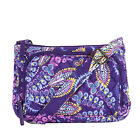 NWT Vera Bradley Little Hipster Crossbody Bag Shoulder Bag