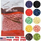 HARD WAX BEANS Beads NO STRIPS WAXING Pellets HOT BODY Hair Removal lot USA SHIP