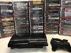 Sony PlayStation 3  Ps3 60GB CECHA01 BACKWARDS COMPATIBLE PS1 PS2